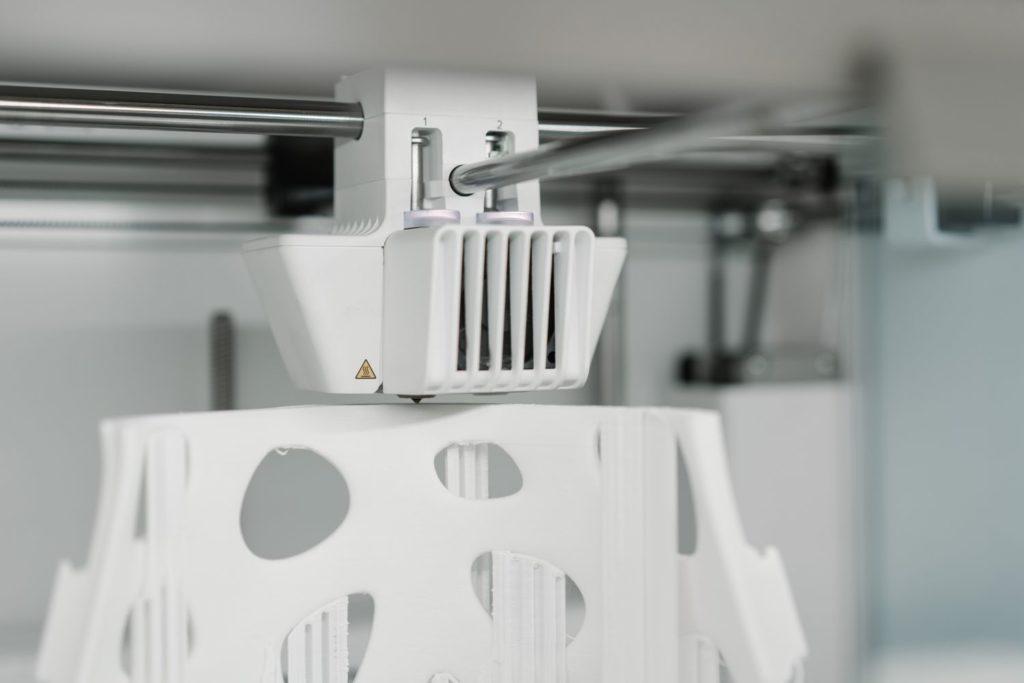 Imprimante 3D utilisée pour nos services d'impression 3D en ligne