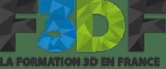 Logo de F3DF